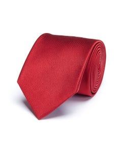 CRAVATTA TINTA UNITA 100% SETA_0