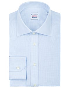 EXTRA SLIM FIT NON IRON SHIRT WITH SEMI FRENCH COLLAR GRANADA NEW FRENCH COLLAR_0